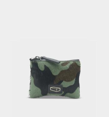 Porte monnaie pony camouflage