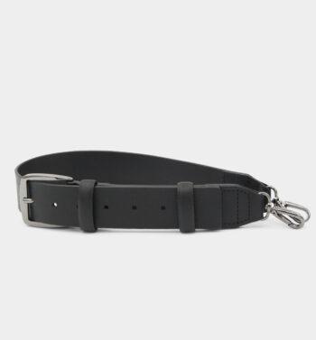 Bandouliere ceinture noir
